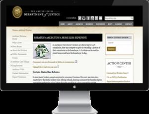 Rebates - U.S. Department Of Justice